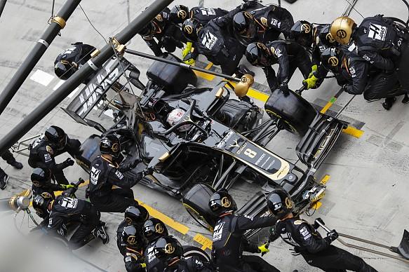 Haas F1 2019 Chinese GP