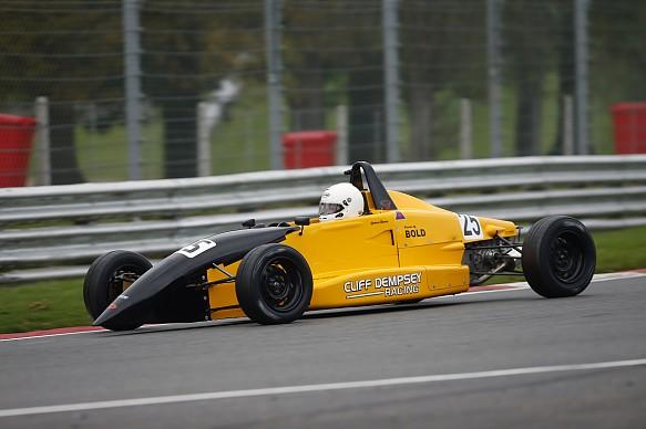 James Raven Formula Ford