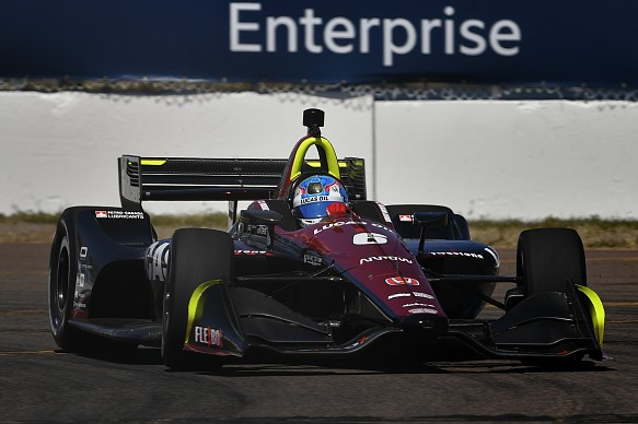 Wickens IndyCar St Pete