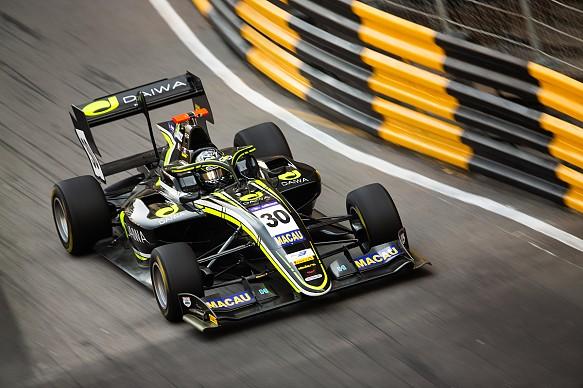 Dan Ticktum Carlin Macau GP 2019