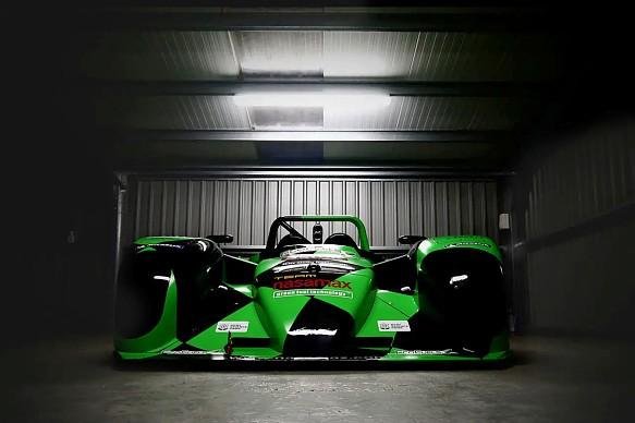 Reynard 01Q prototype