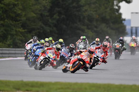 Brno MotoGP 2016