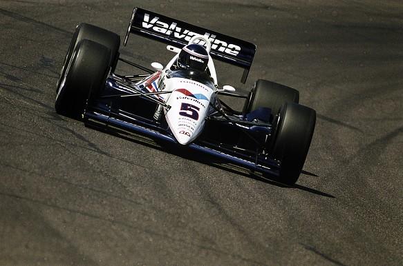 Al Unser Jr 1990