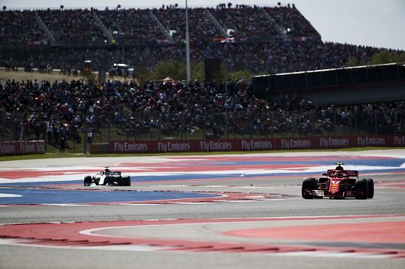 Kimi Raikkonen US GP 2018