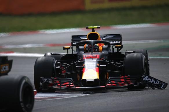 Max Verstappen Red Bull Spain 2018