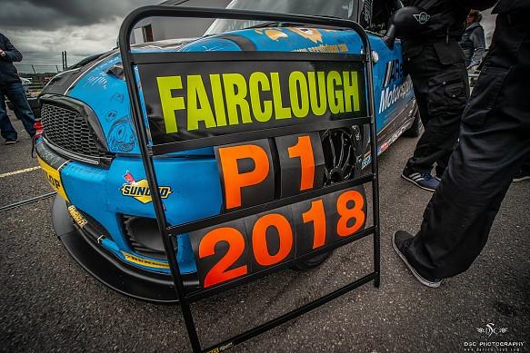 Will Fairclough Mini Challenge Cooper S 2018