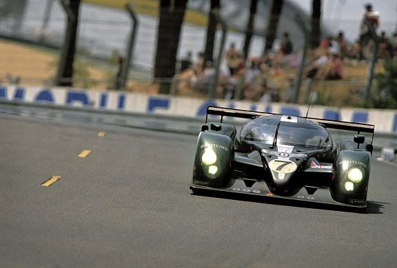 Bentley Le Mans 2003