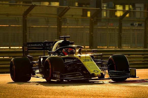 Renault F1 2019 mega