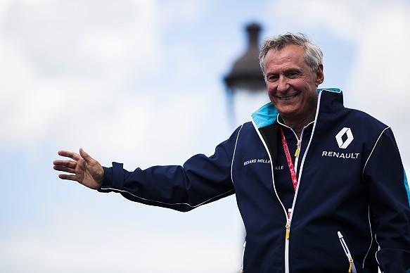 Jean-Paul Driot Renault e.dams Formula E 2017