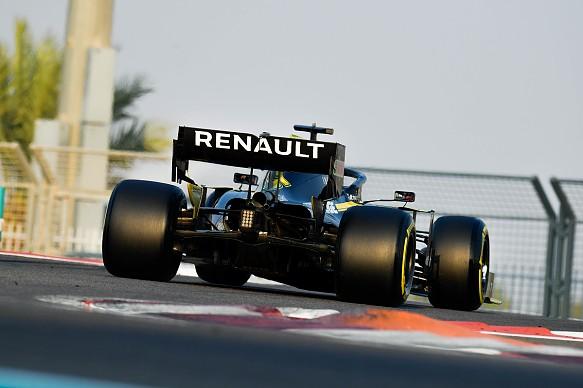 Renault F1 2019