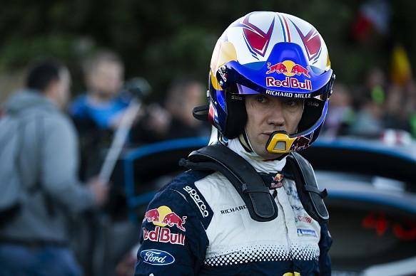 Sebastien Ogier WRC 2018