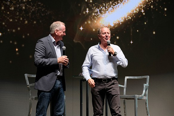 Martin Brundle Imagine Cruising F1