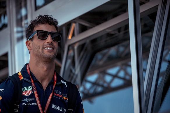Daniel Ricciardo German Grand Prix 2018