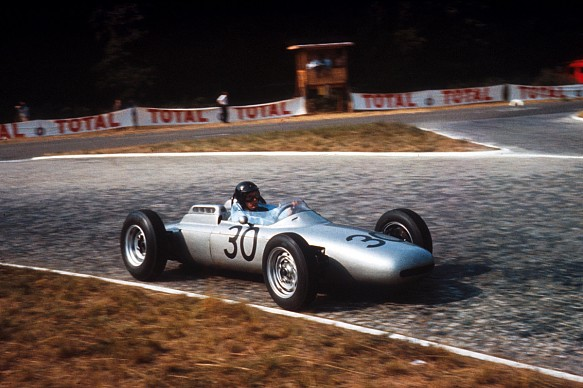 Dan Gurney 1962 French Grand Prix