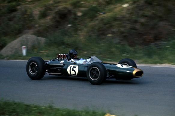 Dan Gurney 1964 Belgian Grand Prix