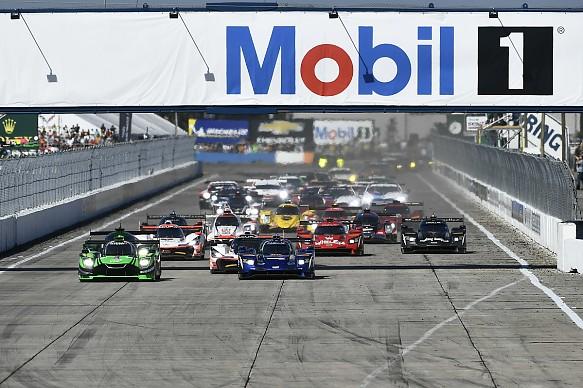 Sebring 12 Hours 2018 start