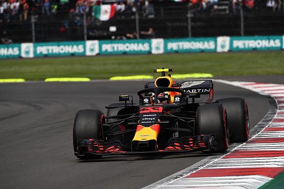 Max Verstappen 2018