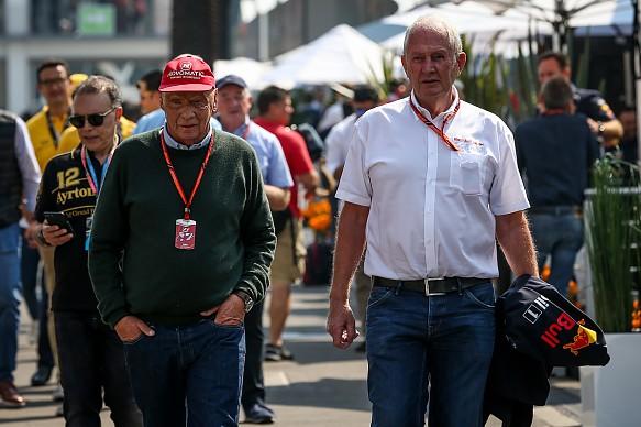 Marko Lauda F1 2017