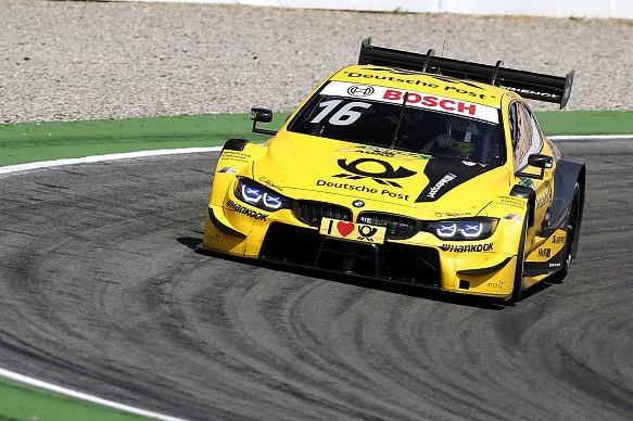 Timo Glock BMW DTM Hockenheim
