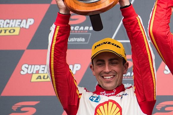 Tony D\'Alberto Penske Supercars 2017