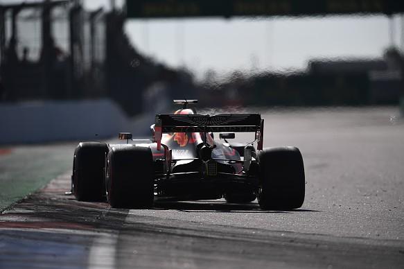 Max Verstappen Red Bull Russian GP 2019 Sochi