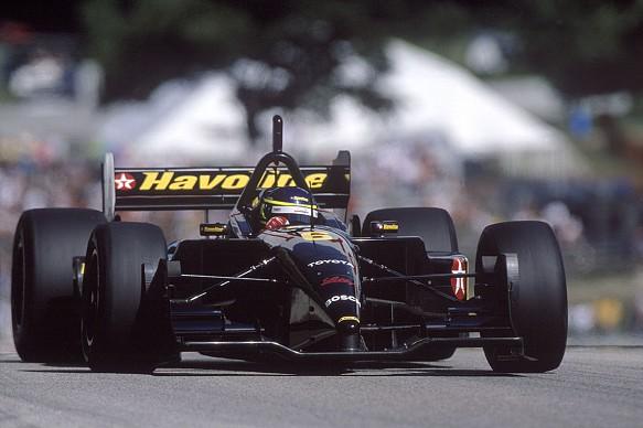 Cristiano da Matta CART 2002 Lola