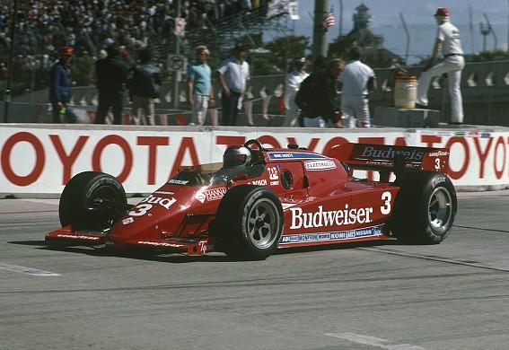 Lola Indycar 1985