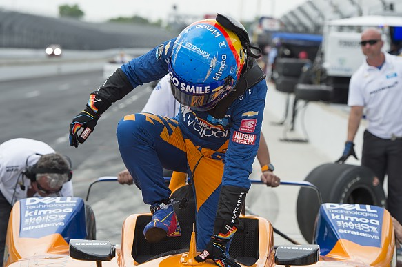 Alonso Indy 500 2019