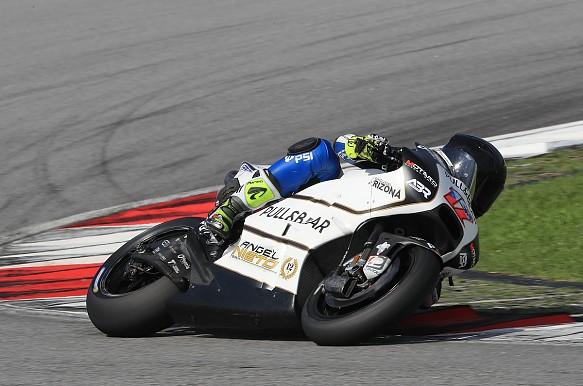Karel Abraham Nieto Ducati Sepang MotoGP testing 2018