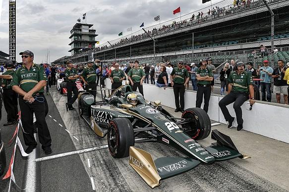 Ed Carpenter Indy 500