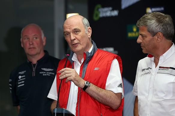 Wolfgang Ullrich Audi WEC Bahrain 2016