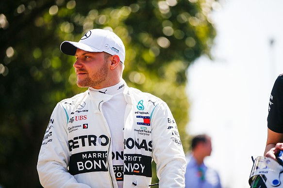Bottas Mercedes F1 2019