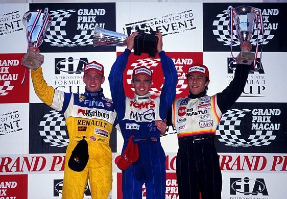 Darren Manning 1999 Macau Grand Prix