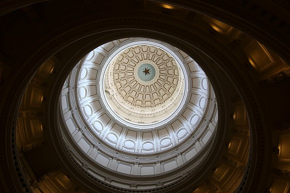 Texas State Capitol dome