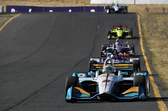 Patricio O\'Ward Harding Sonoma IndyCar 2018