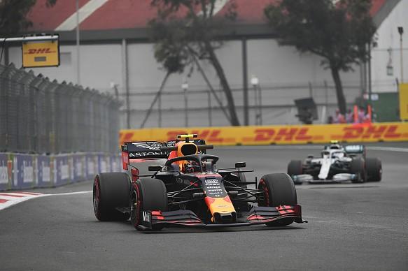 Red Bull Mercedes F1 2019