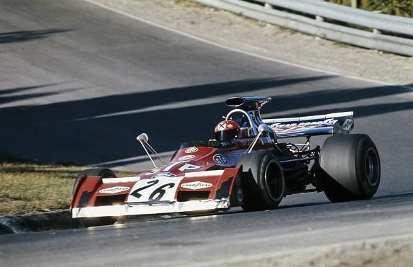 Nicki Lauda 1972