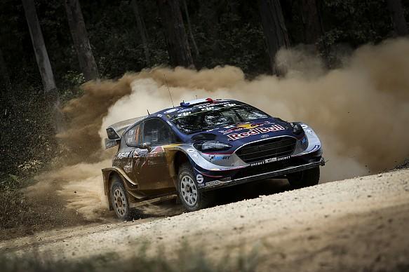 Ogier Rally Australia 2017