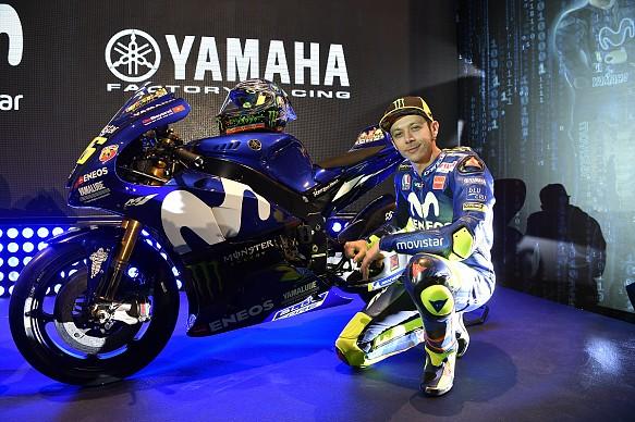 Valentino Rossi Yamaha MotoGP 2018