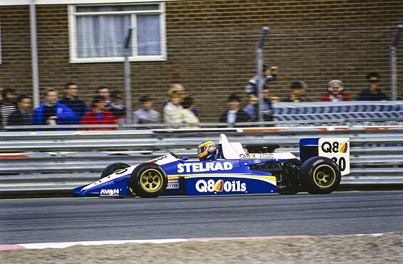 Martin Donnelly 1988 Birmingham SuperPrix F3000