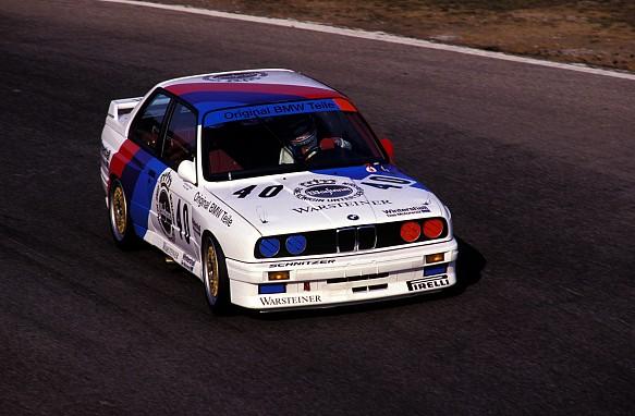 Roberto Ravaglia Schnitzer BMW WTCC 1987