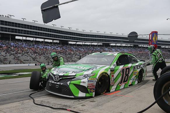 Kyle Busch NASCAR Cup 2018
