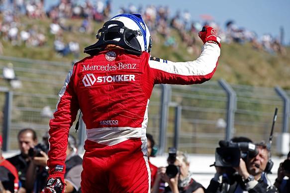 Ralf Aron Euro F3 Zandvoort