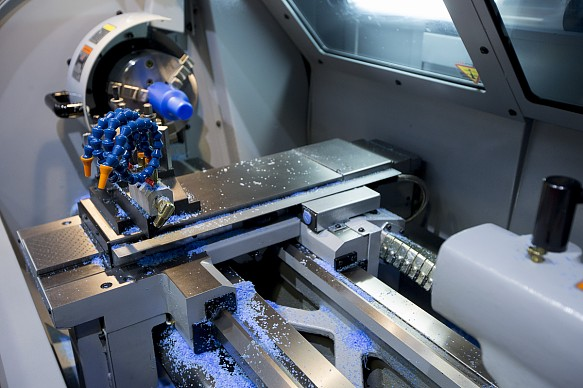 Mazak machine tool CNC