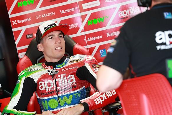 Aleix Espargaro Brno MotoGP 2018