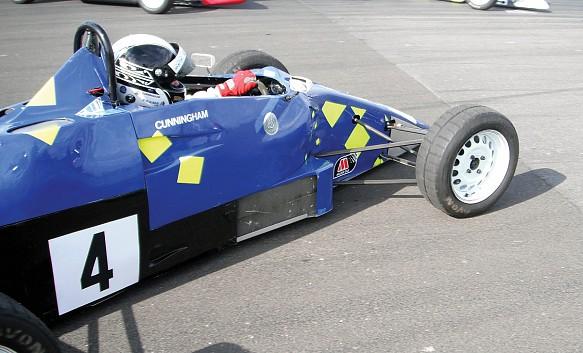 Neil Cunningham, Formula Ford