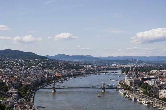 Budapest scenic F1 Hungary