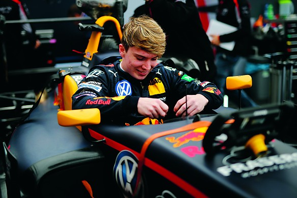 Dan Ticktum European F3