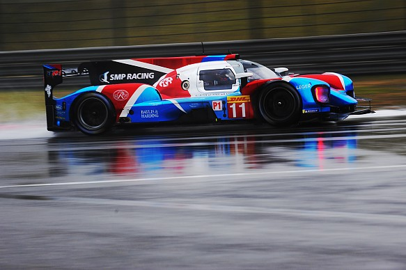 Button SMP Racing WEC 2018