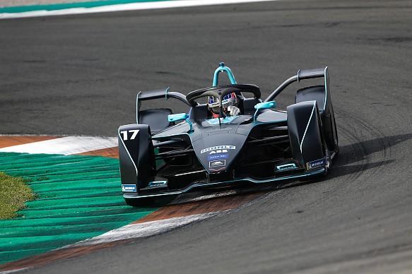HWA Formula E testing 2018